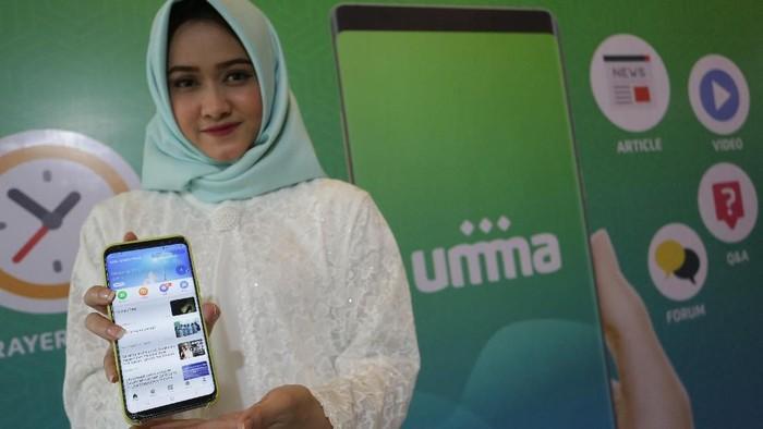 Aplikasi UMMA Bantu Umat Beribadah Lebih Mudah