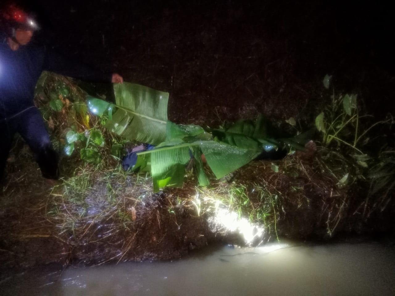 Warga Sumberjo Ditemukan Tewas Dalam Saluran Air