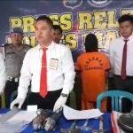 Polisi Ringkus Pelaku Pencurian Puluhan Tabung Gas di Mamasa