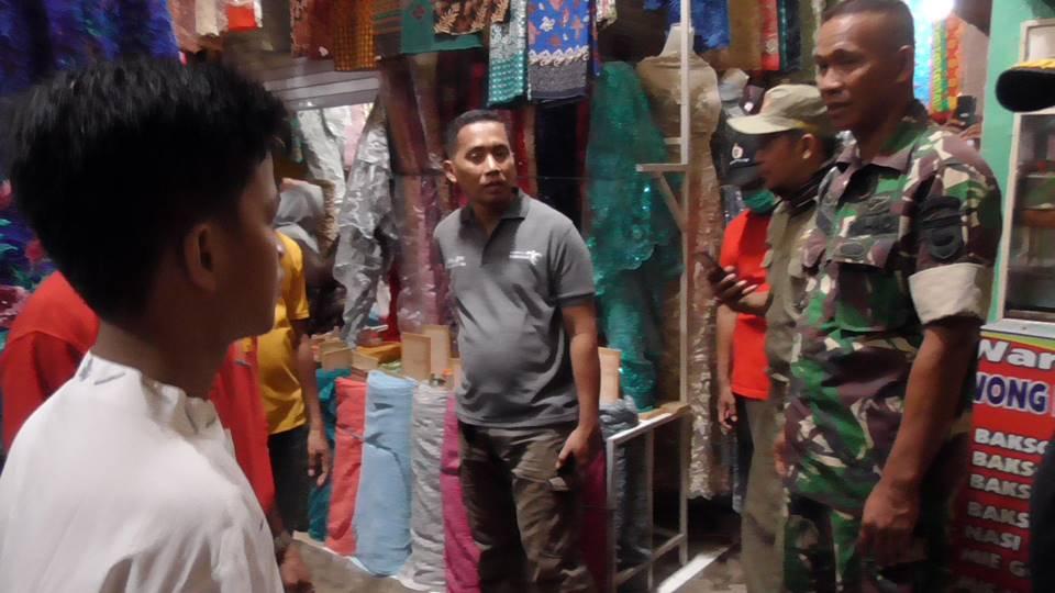 Berkeliaran di Pasar Saat Libur Imbas Corona, Pelajar Dirazia