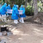 Pemakaman TKW Asal Desa Buku Dilakukan Sesuai Protap Covid-19