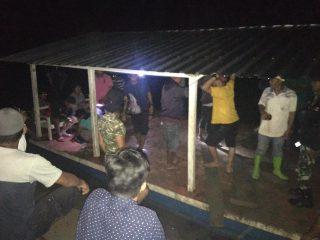Terjun ke Sungai Lantaran Takut Ditangkap Polisi, 2 Warga Polman Hilang