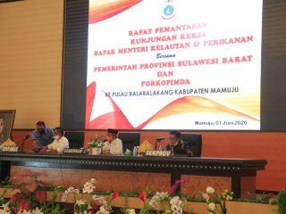 Ali Baal Genjot Persiapan Rencana Kunker Menuju Kepulauan Bala-Balakang