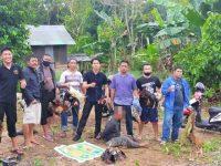 Polisi Grebek Arena Judi Sabung Ayam di Luyo, Seorang Warga Diamankan
