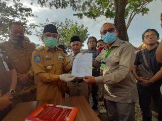 UMKM-IKM di Pasangkayu Terima Bantuan dari Pemprov Sulbar