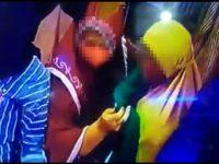 Wanita Terekam CCTV Curi Baju Lebaran di Pasar Induk Wonomulyo