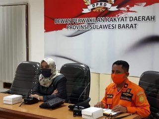 Kepala Basarnas Silaturahim Dengan Pimpinan DPRD Sulbar