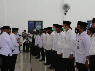 Gubernur Sulbar Harap DMI Polman Ikut Majukan Daerah