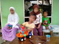 Diusir Mantan Ayah Tirinya, Empat Kakak Beradik di Wonomulyo Ditemukan Terlantar