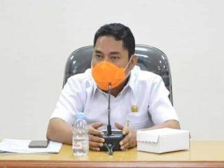 Wakil Ketua DPRD Sulbar Umumkan Diri Tertular Covid-19