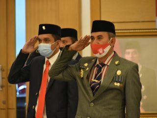 Abdul Halim Ikuti Upacara Peringatan Hari Kesaktian Pancasila