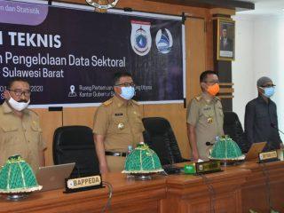 Butuh Komitmen Pimpinan OPD Dalam Pengelolaan Data