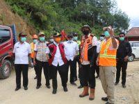 Pembangunan Ruas Jalan Tabone-Nosu Ditarget Rampung 2021
