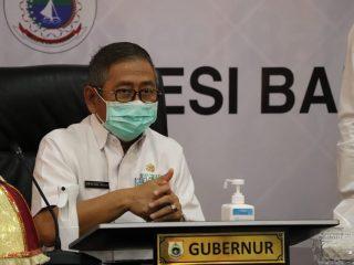 Gubernur Sulbar Harap Warga Bersedia Divaksin