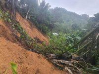 Prihatin Bencana di Tapango-Polman, Gubernur Sulbar Imbau Jaga Lingkungan