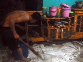 Banjir di Pambusuang, Sampah Penyebabnya..??