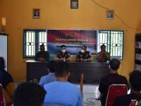 Dukung TMMD ke 111 di Polman, Kejaksaan Edukasi Warga Kunyi Masalah Hukum