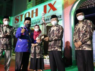 Gubernur Sulbar Berharap STQH Tidak Sebatas Seremonial