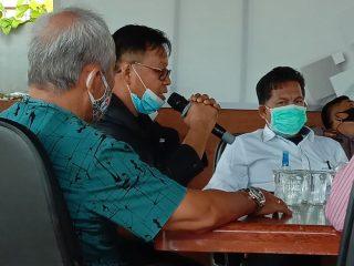 Tolak Perpres No 14 Tahun 2021, Pemuda dan Mahasiswa Unjuk Rasa di Kantor DPRD Sulbar
