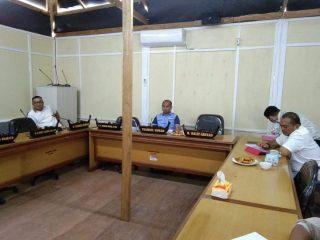 Rapat Persiapan Seleksi Calon Anggota KPI Sulbar