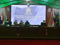 Rapat Pandangan Umum Terhadap Nota Keuangan RAPBD Perubahan TA 2021