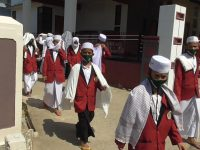 Peringati Hari Santri Nasional, Ponpes Al Ihsan Binuang Gelar Karnaval