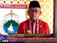 Penghargaan Berita Satu Public Leader Award untuk Gubernur Sulbar