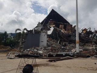 Ambruk Akibat Gempa, Perencanaan Pembangunan Kantor Gubernur Sulbar Harus Matang