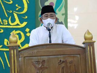 Silaturahmi dan Buka Bersama di Majene, Gubernur Ajak Warga Doakan Awak KRI Nanggala 402