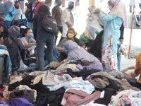 Jelang Lebaran, Pasar ''Cakar'' di Polman Ramai Diserbu Warga