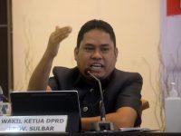 Rahim Minta Gubernur dan Wakil Gubernur Sulbar Tindak Lanjuti Temuan BPK