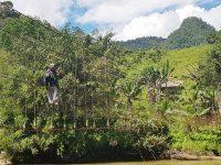 Benahi Jembatan Viral di Mamasa, Pemdes Anggarkan Dana 11 Juta