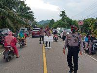 Tak Patuhi Prokes, Puluhan Warga Pasangkayu Terjaring Operasi Yustisi