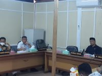Rapat Komisi I DPRD Sulbar bersama OPD Mitra Kerja